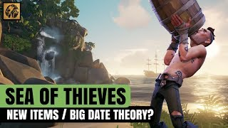 Sea of Thieves News: What's NEXT for Sea of Thieves/ NEW Items/ and More! #SeaofThieves