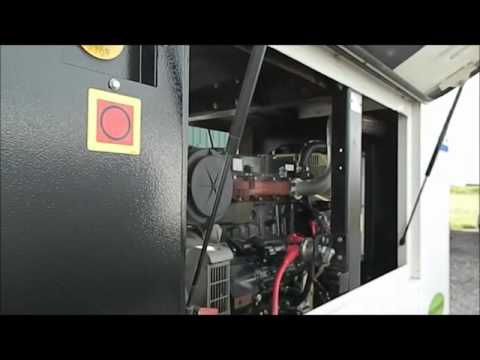 Doosan G40 generator for sale | no-reserve Internet auction September 29, 2016