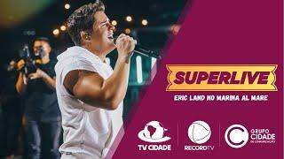 Eric Land agita o fim de semana em palco flutuante   SuperLive