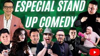 🔴 Especial De Stand Up Comedy 2020 (Maraton De La Mejor Comedia 2020)