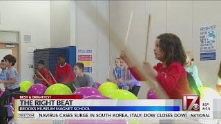 Best & Brightest: Raleigh school combines PE, music classes