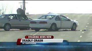 Deadly crash in Washington County