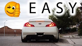 EASIEST/BEST MOD FOR G35!!