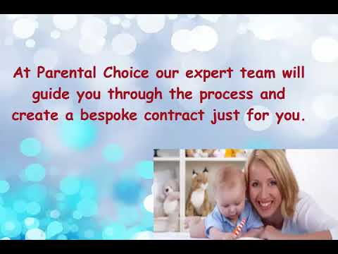 Nanny Payroll and Contract