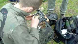 Une petite video paintball ...
