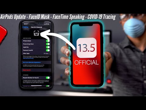 iOS 13.5 Released! 15+ New Features & Changes!