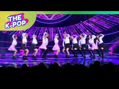 Cherry Bullet, Stick Out [THE SHOW, FanCam, 190219] 60P