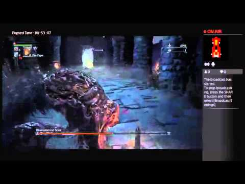 Bloodborne! Part 1