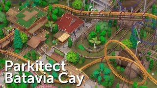 Parkitect Campaign (Part 11) - Batavia Cay - Roller Coaster Island
