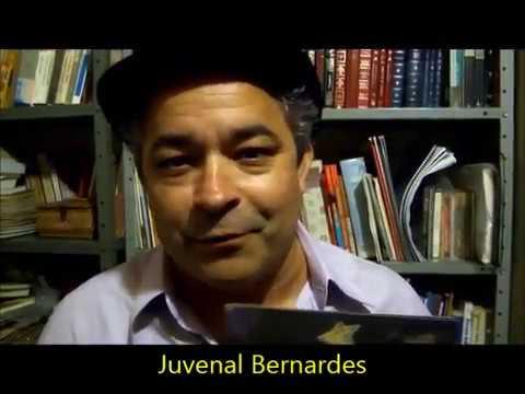 Juvenal Bernardes na Leitura do BH Shopping