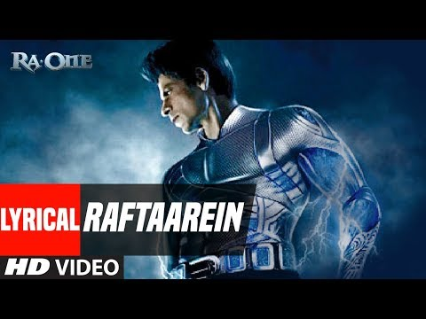 """Raftaarein"" Song With Lyrics | Ra.One | Shahrukh Khan, Kareena Kapoor"