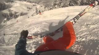 Caidas de esquí!!!