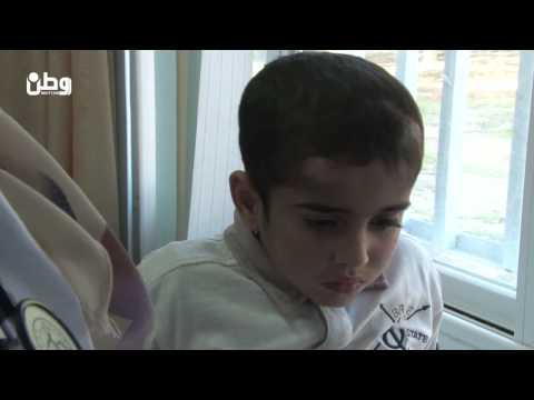 غزة: الطفل أمير..  عاد من غيبوبة .. فمن يُعيده إلى المدرسة؟
