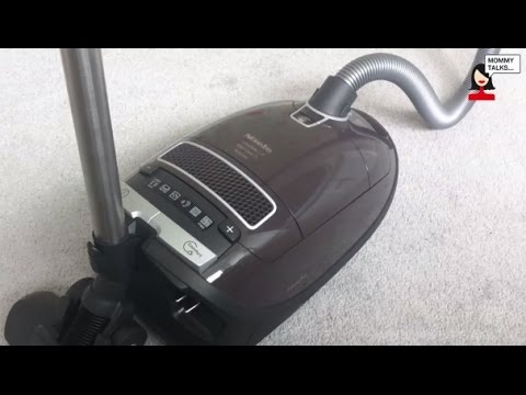 Stofzuiger Miele Complete C3 Total Care EcoLine