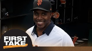 Stephen A. Smith: Should be Barry Bonds, not Roger Clemens in the Hall of Fame | First Take | ESPN