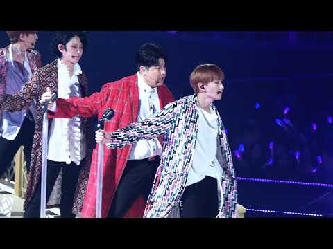 SUPER SHOW7 in SEOUL :: This is Love (Eunhyuk focus)