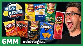 Munch Madness Taste Test: Chips