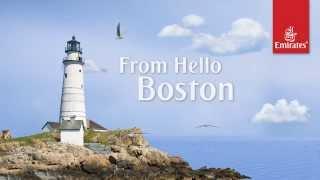 Emirates Boston Ad