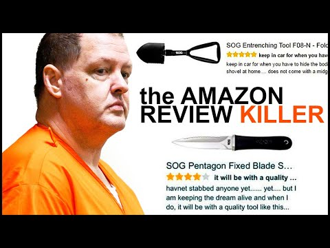 The Disturbing Case of the Amazon Review Killer