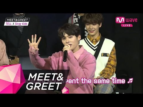 [MEET&GREET] [RANDOM PART PLAY] Who will be winning the gift from STAY?