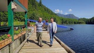 Australia's Explore TV program visits Great Bear Lodge