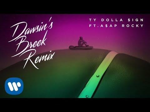 Dawsin's Breek (feat. A$AP Rocky) (Remix)