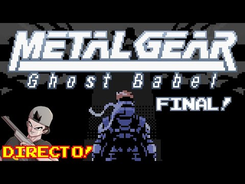 METAL GEAR: Ghost Babel (2000, GameBoy Color)    FINAL! En directo!