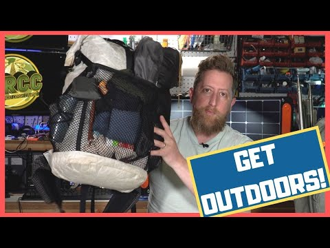 What's In My Ham Radio Backpack?