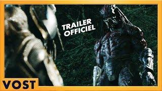 The predator :  bande-annonce VOST