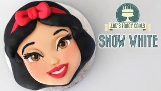 Snow White cake Disney princess cakes