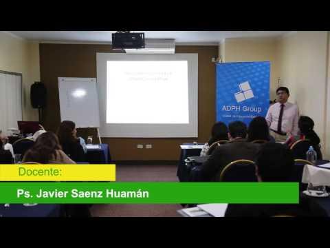 Programa de Especialización en Psicología Ocupacional. Módulo 3, Parte 3 (26/05/16)