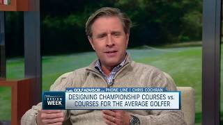 Nicklaus Design featured on Golf Channel's Design Week