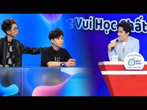 Trấn Thành trở thành phiên dịch viên bất đắc dĩ vì bé 14 tuổi không rành Tiếng Việt