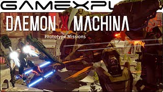 Daemon X Machina: Prototype Missions - Game & Watch (Nintendo Switch)