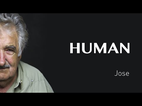 Jose's interview - URUGUAY - #HUMAN