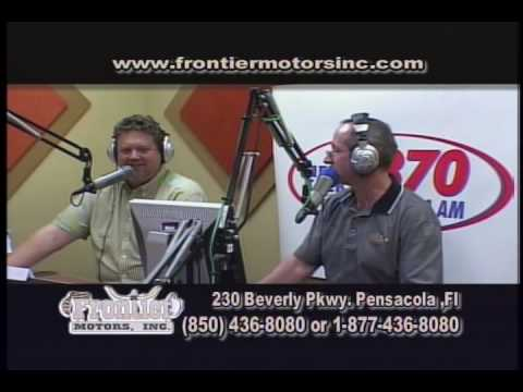 Frontier Motors TV Show March 15 2010 Part Two