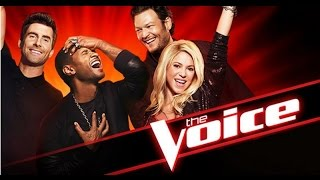 Top 9 Blind Audition (The Voice around the world III)