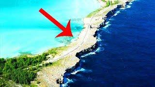 Where The Atlantic Ocean And The Caribbean Sea Meet Is Stunningly Breathtaking