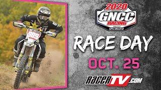 2020 GNCC Live Round 12 - Ironman Pro Bike  Race