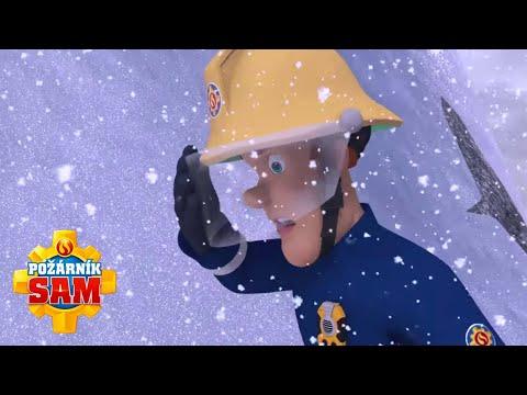 Požiarnik Sam - Záchrana v snehu