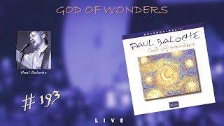 Paul Baloche- God Of Wonders (Full) (2001)