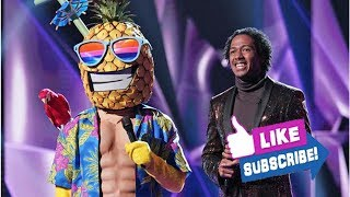 'The Masked Singer' revealed: Did YOU guess Pineapple was actually Tommy Chong in episode 2? [WATCH]