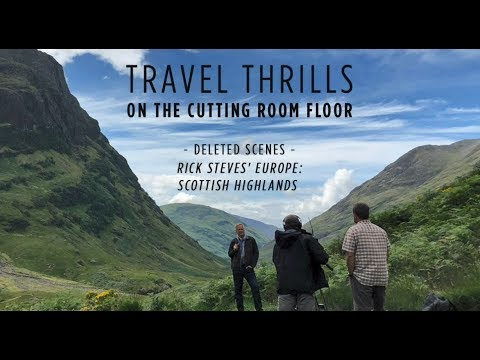 Travel Thrills on the Cutting Room Floor