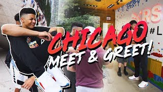 CHICAGO MEET AND GREET VLOG!