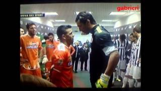 Buffon prende per il culo Di Natale - Buffon jokes Di Natale - Juventus Udinese