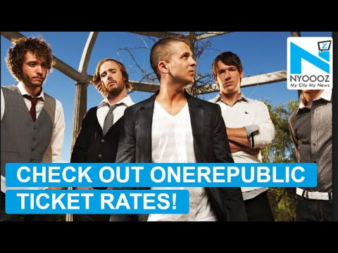 American Band OneRepublic to Perform in India | NYOOOZ TV