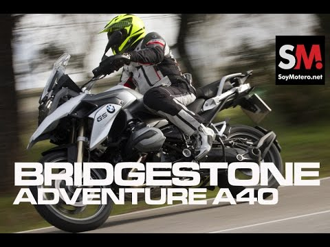 Prueba Bridgestone Battlax Adventure A40 2016