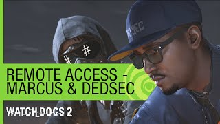 "Watch Dogs 2 - Remote Access (Episode 1): ""Meet Marcus & DedSec"""