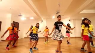 salsa  seline's choreography