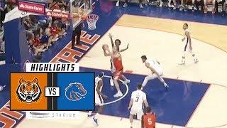 Idaho State vs. Boise State Basketball Highlights (2018-19) | Stadium